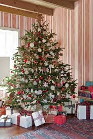 tag decorate christmas tree for new years home design inspiration