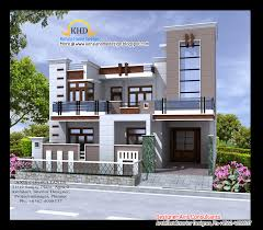 Home Design For Single Story Front Elevation Indian House Designs Houses Pinterest Indian