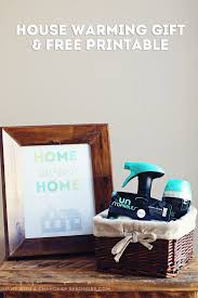 house warming gifts a house warming gift u0026 a free printable sunny with a chance of