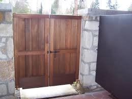 Barn Door Gate by Double Gate Latches And Gate Latches For Double Gates