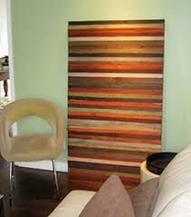 artist wall wood sunset coast diy reclaimed wood wall