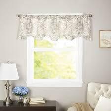 Bedroom Valances For Windows by Window Valances Café U0026 Kitchen Curtains You U0027ll Love Wayfair