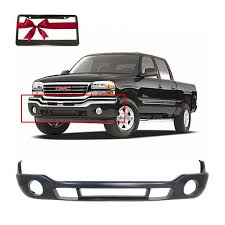 cabinet sle colors front lower plastic bumper cover valance fascia for 2003 2007 gmc 1500 2500 sle extended standard slt wt crew cab 03 07 new primed