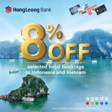 agoda vietnam 26 jan 31 jan 2018 hong leong bank x agoda promotion
