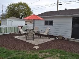 Backyard Budget Ideas by Patio 19 Patio Ideas On A Budget Garden Design 21191 Garden