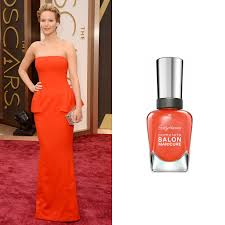 the top 10 oscar dresses u2014 and the perfect nail polish to match