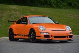 2007 porsche gt3 price orange 2007 porsche 911 for sale in