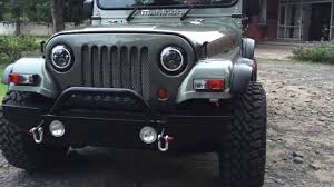 modified mahindra jeep for sale in kerala revheads modified thar youtube