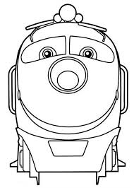 action chugger from chuggington coloring page download u0026 print