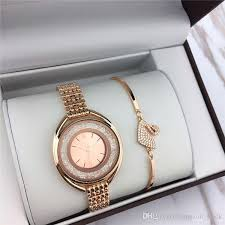bracelet gold jewelry watches images Hot sale luxury women watches rose gold stainless steel lady jpg