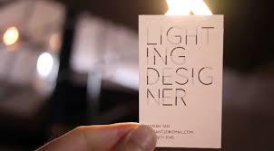 light card business card for adrian gute werbung
