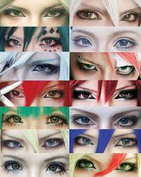 cosplay eyes make up collection by mollyeberwein on deviantart