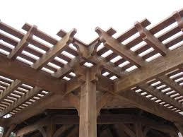 Outdoor Fabric For Pergola Roof by 12 Pergola Roofing Design Ideas Western Timber Frame