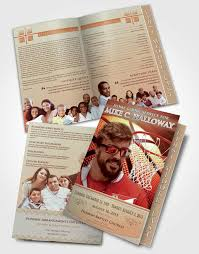 exles of funeral programs lovely basketball program template gallery exle resume and