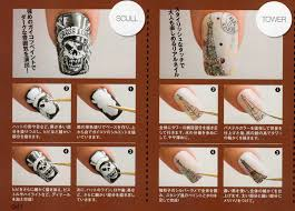 october nail inspiration lace and freehand nail art tutorials