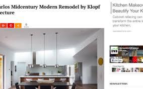 Cabinet World San Carlos News Recognition Klopf Architecture