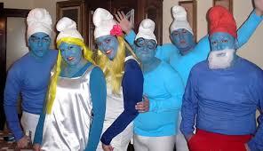 Smurfette Halloween Costume 25 Worst Terrifying Cartoon Character