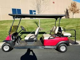 2007 club car precedent champion electric golf carts otsego