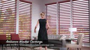 the art of window dressing with ambiance window coverings youtube