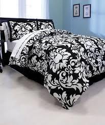 Black And White King Bedding Denmask Bedding Set Damask Comforter Set Black And White