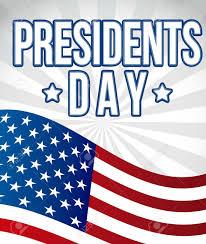 Flag Day Usa Presidents Day Background Flag United States Vector Illustration