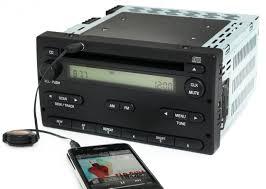 Ford Ranger Truck 2005 - ford ranger 2003 2006 mazda truck am fm cd radio w aux mp3 input