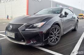 lexus rc f stance lexus rc f 24 january 2017 autogespot