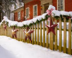 31 best decorations on fences images on