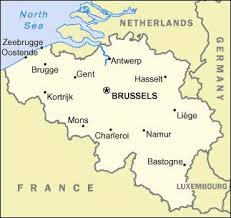 map brussels brussels map