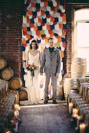 20 diy paper wedding backdrops brit co