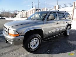 1999 dodge durango slt 1999 dodge durango slt 4x4 in bright platinum metallic 693735