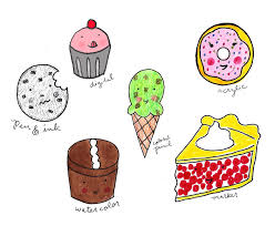 in living color 7 different ways to color pen and ink illustrations