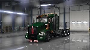 kenworth t800 truck kenworth t800 update american truck simulator mods