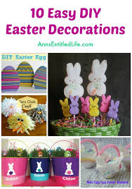 10 easy diy easter decorations jpg