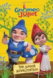 gnomeo u0026 juliet junior novelization molly mcguire woods rh