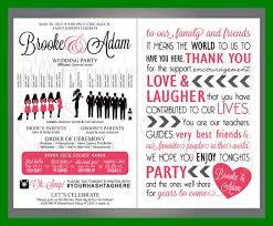 wedding program fans kit amazing diy wedding ideas silhouette program image for fans kits