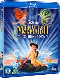 amazon mermaid 2 return sea blu ray