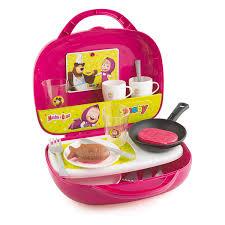 jouet cuisine smoby masha et michka mini cuisine masha smoby king jouet cuisine et