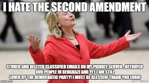 Second Amendment Meme - hillary clinton imgflip