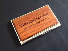 Card Holder Business Custom Business Card Holder Business Card Holder Wood Engraved