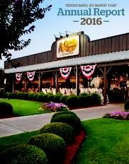cracker barrel old country store inc annualreports com
