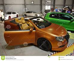 prague car cars tuning sports editorial stock photo image 33320243