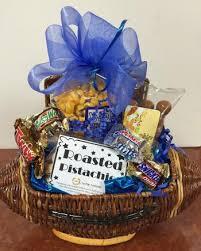 football gift baskets custom gift baskets football snack basket yo pop etc