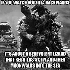 Godzilla Meme - 23 best godzilla memes images on pinterest funny stuff funny
