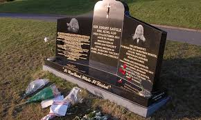 how much is a headstone jimmy savile gravestone removed by family as launch hunt