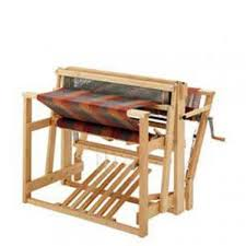 Bench Loom Schacht Standard Floor Loom Low Castle Maple The Woolery