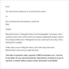 5 holiday memo templates u2013 free word documents download free