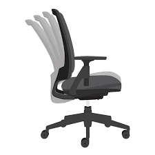 hon lota mesh back task chair atwork office furniture