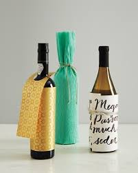 bows for wine bottles all wrapped up how to custom gift wrap a bottle of wine bottle