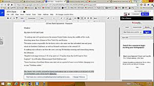 how to make an apa reference page using google docs youtube